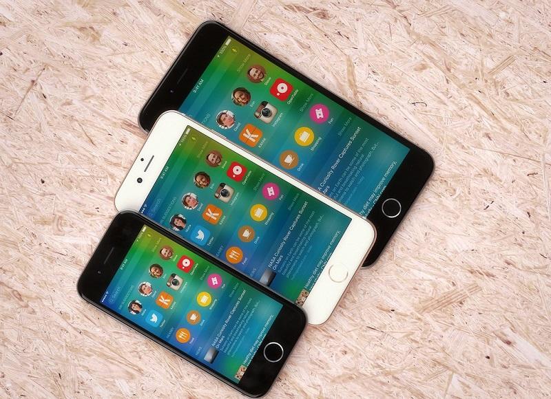 iPhone and iPad Pro SE