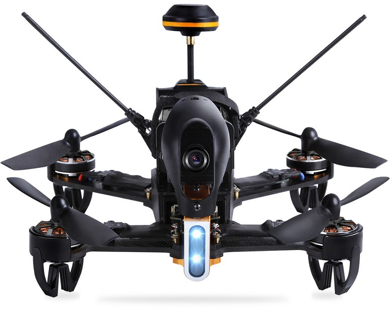 Seven drones competition