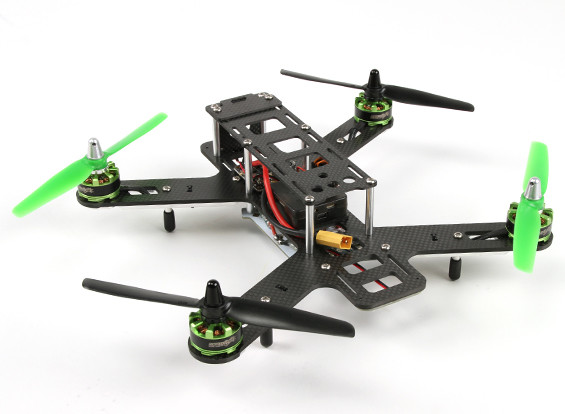 Seven drones competition