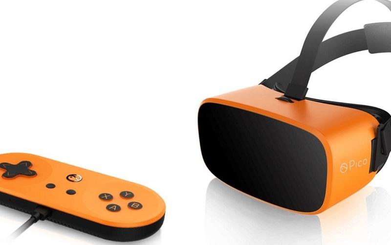 Nintendo virtual reality