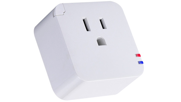 WiFi router plug