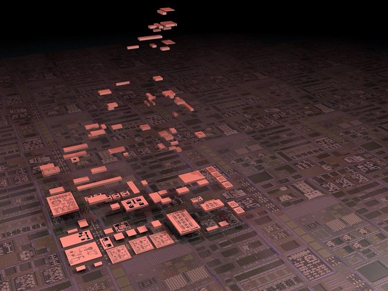 Modular design chips